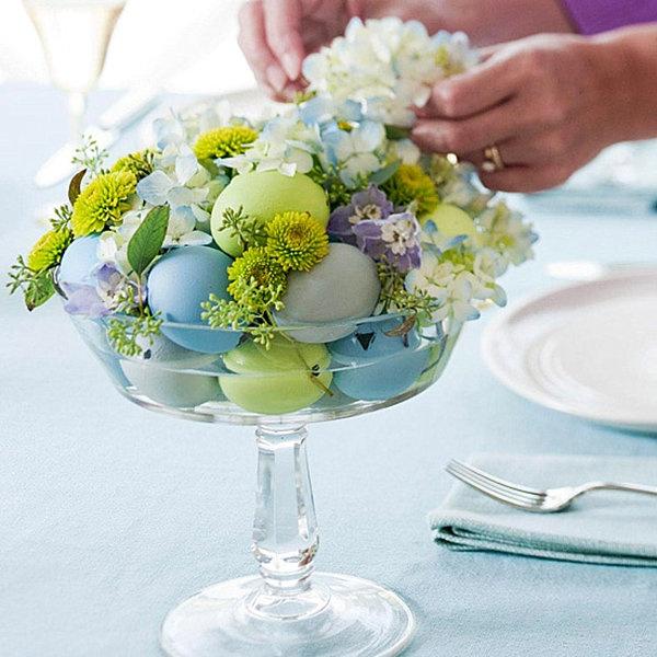 egg-and-flower-centerpiece