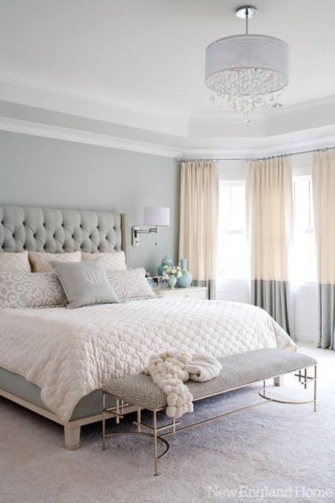 gray-and-cream-colro-block-bedroom-drapes