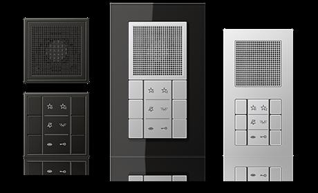 audio-innenstationen