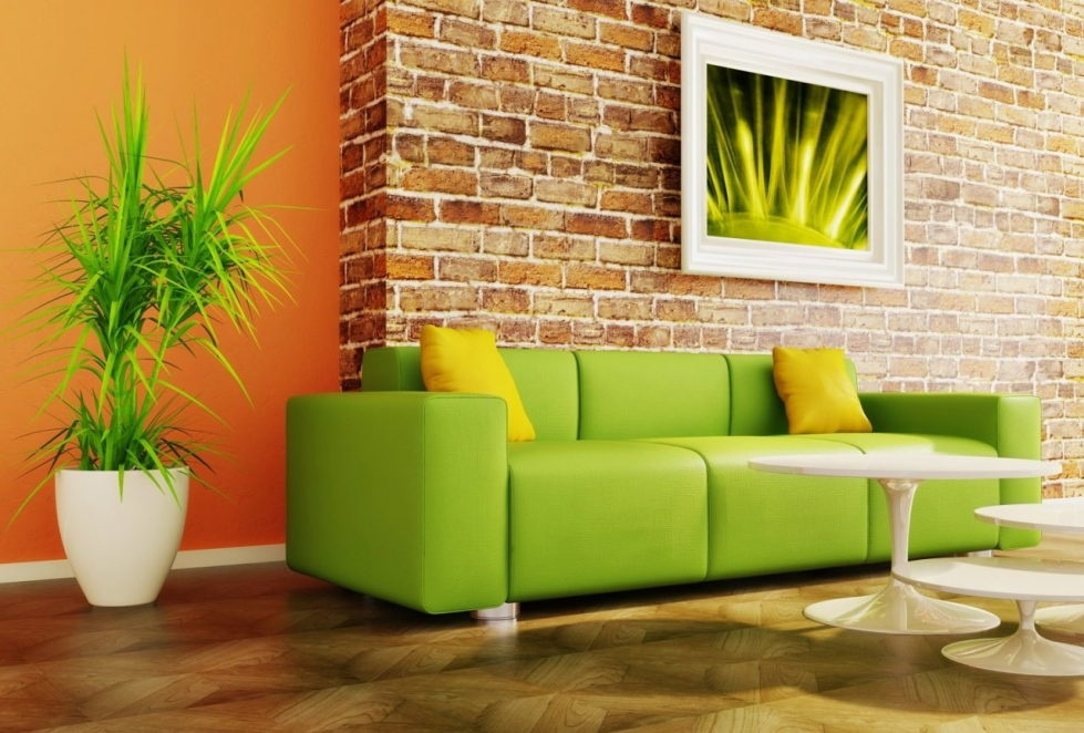 combination-of-orange-green-in-the-interior-980x662