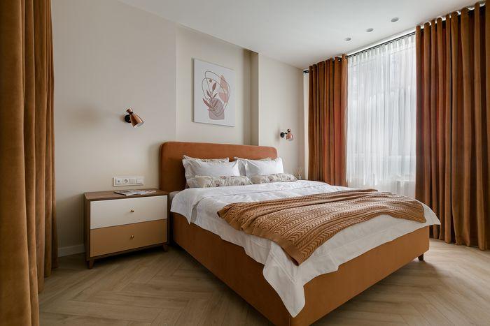 Кровать украинского производителя DELAVEGA