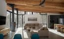 Маленький домик с невероятным интерьером
