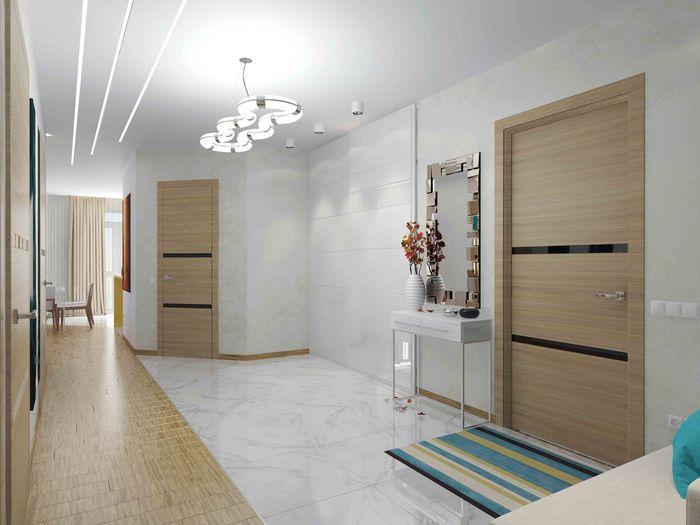 Освітлення, меблі, вибір бажаного кольору доповнять Ваш інтер`єр