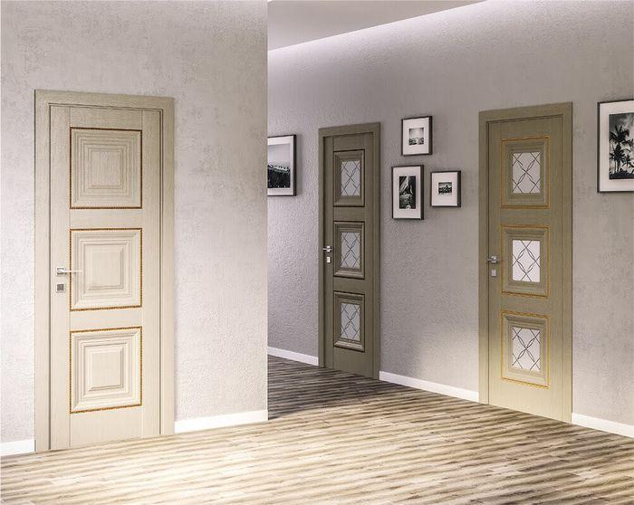 Межкомнатные двери современной стилистики