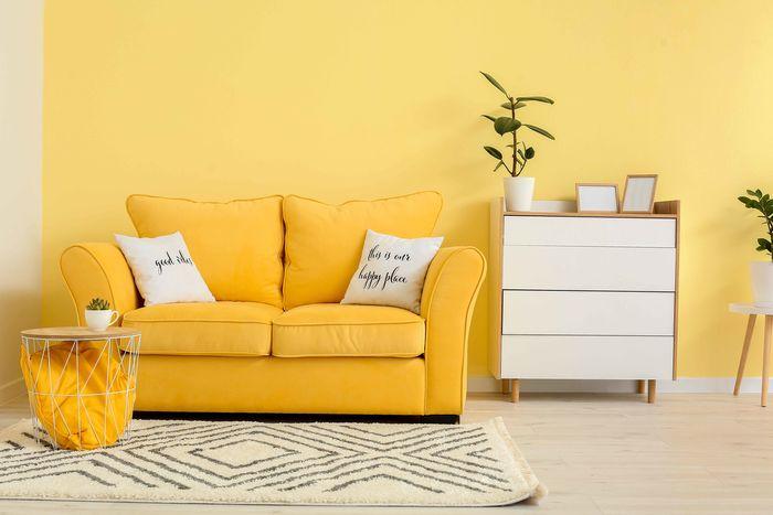 Трендовий жовтий колір
