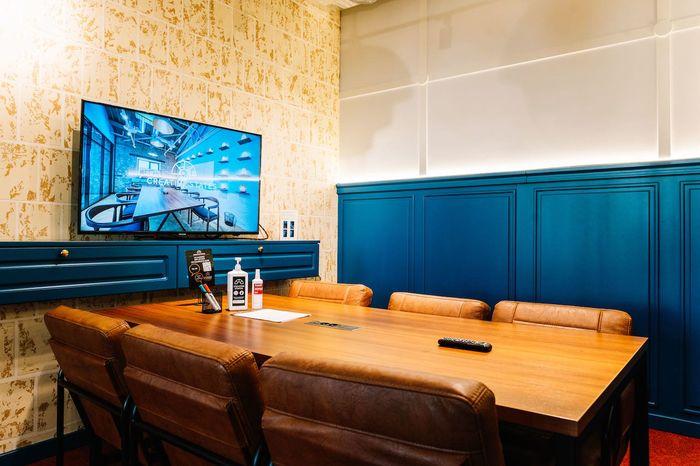 Еще одна комната для деловых встреч