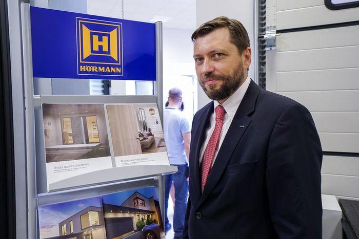 Директор компанії Петро Проскура