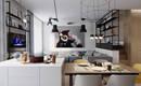 4 золотых правила объединения кухни и гостиной в смарт квартире