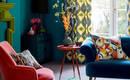 8 эффектных цветовых решений для осенней гостиной