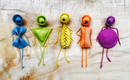 Паста во всех цветах радуги от Линды Миллер Николсон