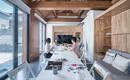 Маленький дом с гибкой планировкой и умными идеями хранения
