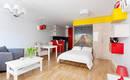 40 кв. М: способы организации пространства в квартире-студии