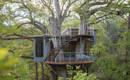 Невероятно комфортный домик на дереве