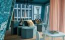 Бирюза и ржавчина: невероятно красивое рабочее пространство