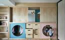 Удобный дом: гардеробная-игровая + невероятно гибкие приемы планировки