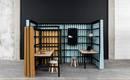 Комната в комнате: мебель, которая создает приватность