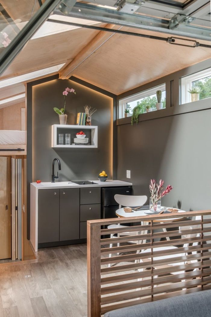 Фото: New Frontier Tiny Homes