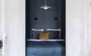 Джинсовая квартирка: милое и современное жилье на 41 квадратных метрах