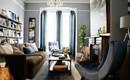 Спасение узкой гостиной: зонирование и мебель
