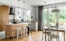 Светлая атмосферная квартира с элементами скандинавского стиля