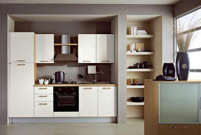 Обустройство кухни 6 кв. М