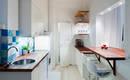 7 умных идей обустройства кухни площадью 7 кв. М