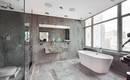 10 способов добавить серый цвет в ванную комнату