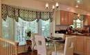 Как выбрать шторы для кухонного окна