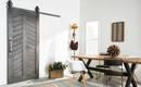 Амбарные двери: интересные варианты для современного дома