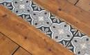 Как сочетать различные напольные покрытия? 10 примеров