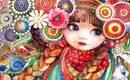 Красочный мир Леси Недзельской – талантливой украинской художницы