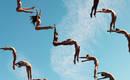Танцующие в воздухе тела, бросающие вызов гравитации