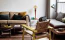 Теплая квартира, оформленная с душой: винтажное очарование