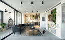 Удобство и стиль: современная квартира в минималистичном стиле