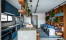 Бразильская квартира, в которой дружат дерево, бетон и море