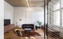 Капсула времени – теплый минимализм квартиры 1900-х годов