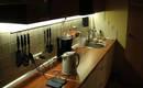 Способы освещения столешницы и раковины на кухне
