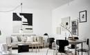 Идеальная студия 36 кв. М с чистым и уютным стилем