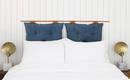 Своими руками: 5 крутых идей для нестандартного изголовья кровати