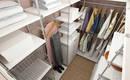 Как устроить гардеробные на 50 кв. М – два варианта перепланировки
