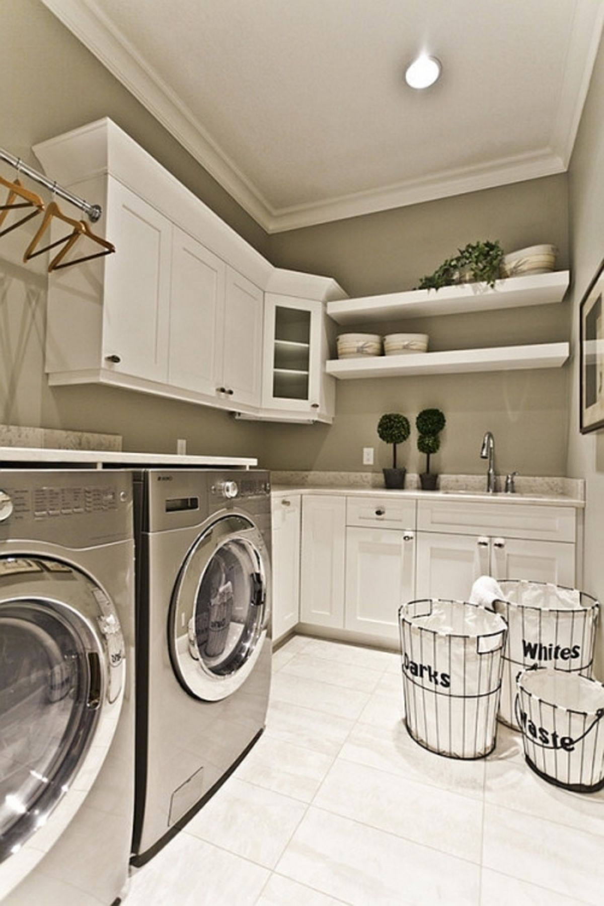 modern laundry room images - 720×961