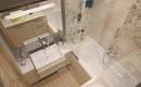 Как обустроить небольшую ванную, используя свободное место