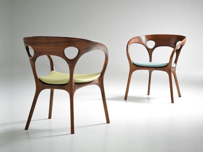 Anne Chair для Ross Lovegrove