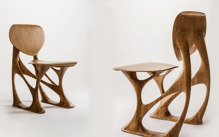 Enne Groove chair