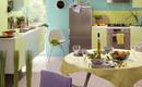 3 дизайна одной кухни: три цвета и стиля