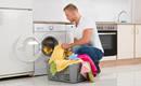 Нужна ли стиральная машина на кухне? За и против