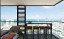Современный шик: роскошная квартира с видом на море