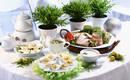 6 идей для идеального украшения пасхального стола