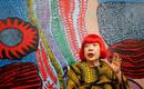 90-летняя художница Яёй Кусама до сих пор работает каждый день