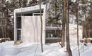 Потрясающее современное шале в сердце канадского леса
